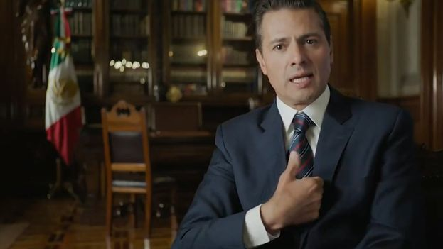 Enrique Peña Nieto reivindicó su legado al entregar su sexto y último informe de Gobierno. (Presidencia México)