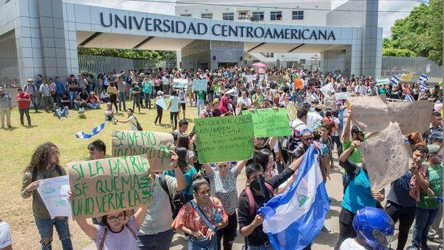 La OEA crea grupo de trabajo para atender situación en Nicaragua