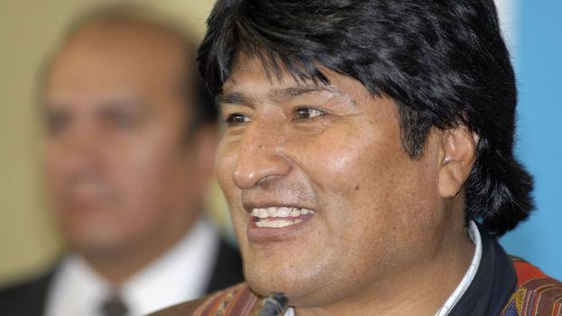 Evo Morales, presidente de Bolivia. (Flickr)