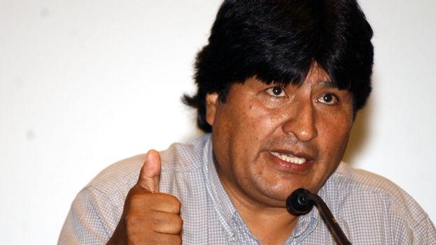 Evo Morales, presidente de Bolivia. (Google)