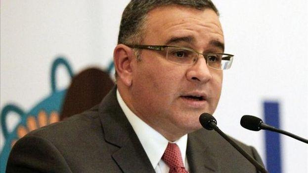 Expresidente de El Salvador, Mauricio Funes. (EFE)