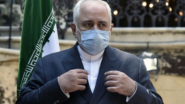 El titular de Exteriores de Irán se encuentra en Venezuela, cuyo Gobierno tampoco reveló las actividades o los encuentros específicos que llevará a cabo. (EFE)