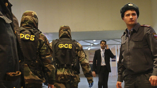 El FSB identifica a Román Suschenko como coronel de la inteligencia militar ucraniana. (CC)