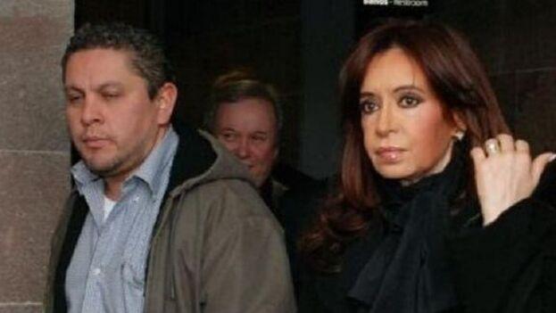 Fabián Gutiérrez, exsecretario privado de la expresidenta argentina Cristina Fernández, fue hallado muerto este sábado. (Captura)