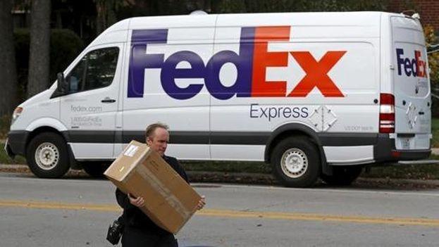Fedex conectará ambos países desde el próximo año. (EFE)