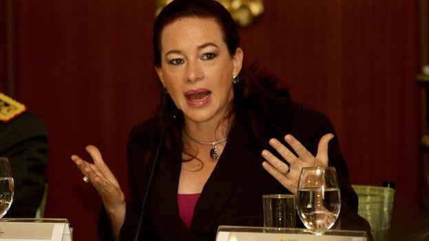 Ecuador votará por Luis Almagro con independencia de que María Fernanda Espinosa sea ecuatoriana, ya que se alinea más con la visión del primero. (Archivo/ Agencia de Noticias ANDES)