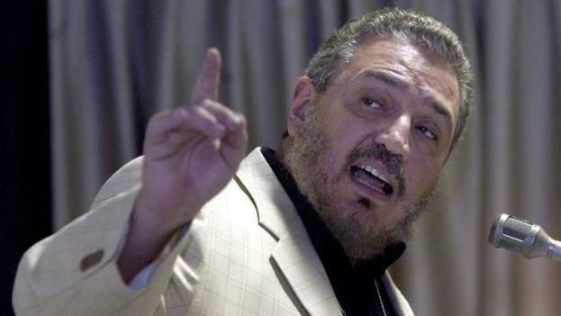El hijo de Fidel Castro, el físico cubano Fidel Castro Díaz-Balart. (EFE)