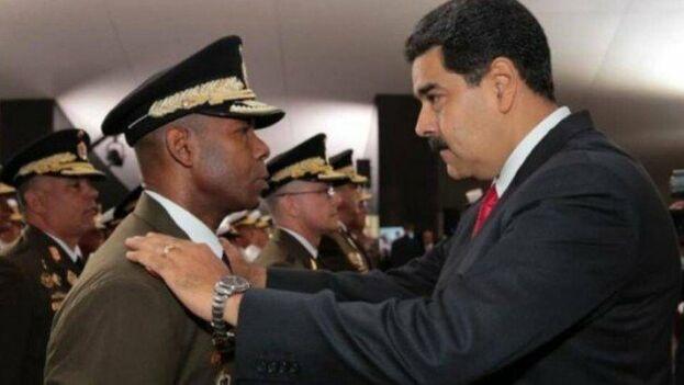 Figueroa era el director del Sebin hasta el pasado martes cuando fue relevado por Maduro sin explicaciones, que ahora parecen ser su reconocimiento a Guaidó.