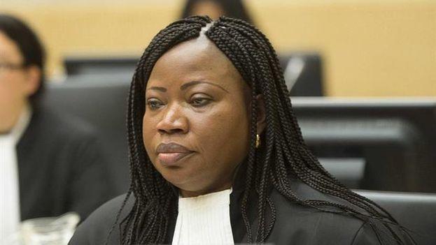 La Fiscal de la CPI pide a Colombia que los responsables de crímenes rindan cuentas. (EFE)