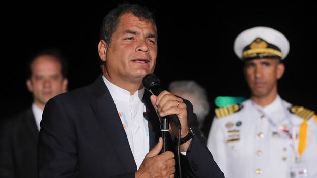 La Fiscalía de Ecuador informó el pasado lunes de que España respondió de forma positiva a una solicitud de asistencia penal internacional dentro del caso Odebrecht. (EFE)
