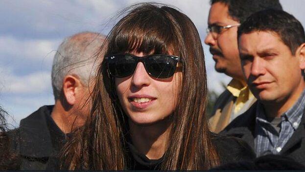 Florencia Kirchner sufre trastorno de estrés postraumático según han diagnosticado los médicos. (Archivo/La Nación)