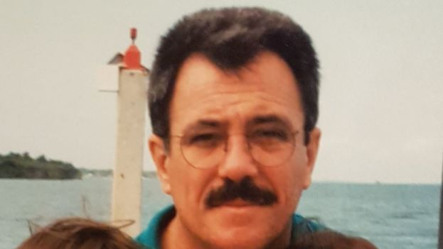 Florentino Aspillaga vivía en Estados Unidos tras su deserción en 1987. (Martí Noticias)