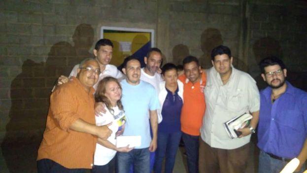 El director de Foro Penal lamentó que hasta el momento solo se hayan producido 39 liberaciones reales de presos por motivos políticos. (@alfredoromero)