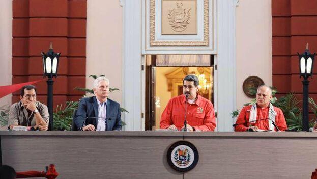 Unos 500 delegados internacionales asistieron al esta edición del Foro Sao Paulo. (Nicolás Maduro)