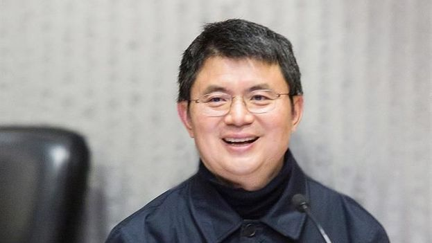 Fotografía facilitada por la Universidad China de Hong Kong el pasado 2 de febrero de 2017 del multimillonario chino Xiao Jianhua. (EFE/Archivo)