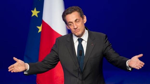 El expresidente de Francia, Nicolas Sarkozy. (EFE Archivo)
