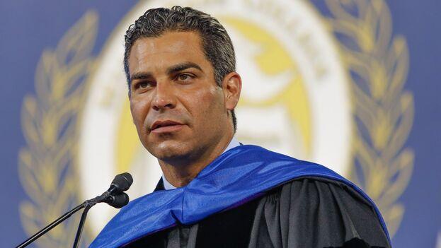 Francis Suárez presentará la conferencia de este sábado en Miami. (EFE)