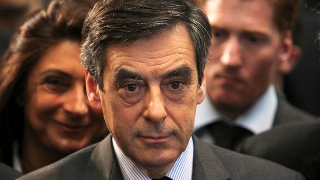 François Fillon en la segunda vuelta el próximo domingo se disputará la candidatura a las presidenciales de 2017 frente a Alain Juppé. (Wikicommons)