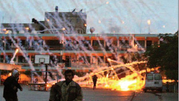 La Franja de Gaza fue bombardeada duramente el pasado verano de 2014. (CC)
