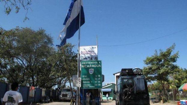 Frontera entre Costa Rica y Nicaragua. (EFE)