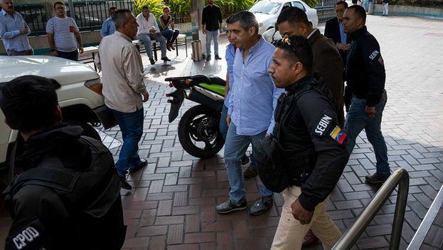 El exministro de inteligencia fue detenido el pasado 13 de marzo. (EFE/Miguel Gutiérrez)