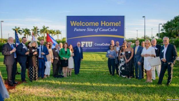 La Fundación Knight concedió dos millones de dólares para la construcción del centro de estudios CasaCuba. (FIU)