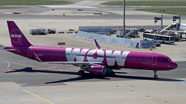 Fundada en 2011, Wow Air operaba vuelos entre Islandia, Europa y Norteamérica, y el año pasado transportó a 3,5 millones de pasajeros.