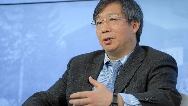 """A Yi Gang se le considera un líder """"con unos lazos internacionales muy profundos"""", comentó a Efe el economista de BBVA Research Jinyue Dong. (CC)"""