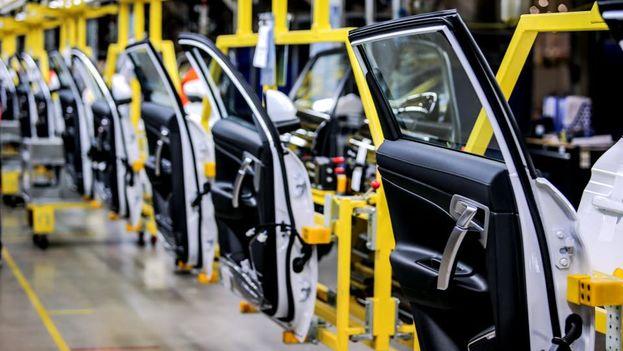Geely Automotive ha vendido más de 15.000 coches en la Isla desde 2008. (Facebook)