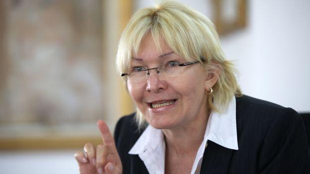 La Fiscal General de Venezuela, Luisa Ortega, introdujo un recurso de nulidad ante el Tribunal Supremo de Justicia. (EFE)