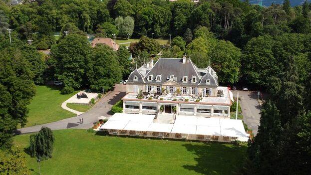 Biden y Putin se encontrarán en Villa La Grange, ubicada en el parque del mismo nombre, el mayor de Ginebra y clasificado como monumento histórico.