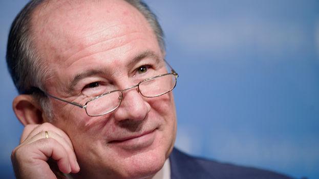 El exvicepresidente del Gobierno español y exministro de Economía, Rodrigo Rato. (FMI)