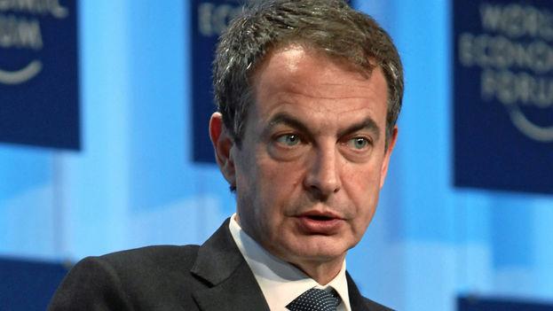 El expresidente del Gobierno español José Luis Rodríguez Zapatero. (Wikicommons)