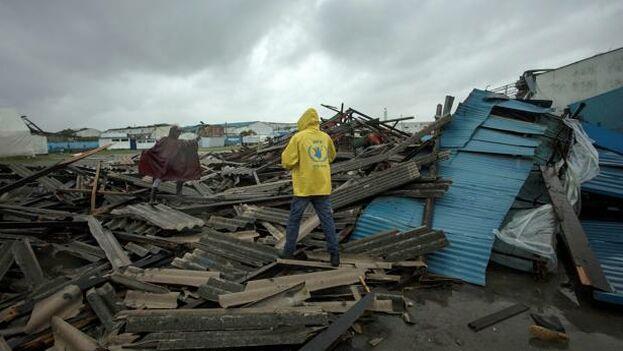 El Gobierno de Mozambique estima que unas 600.000 personas se han visto afectadas por el desastre. (EFE)