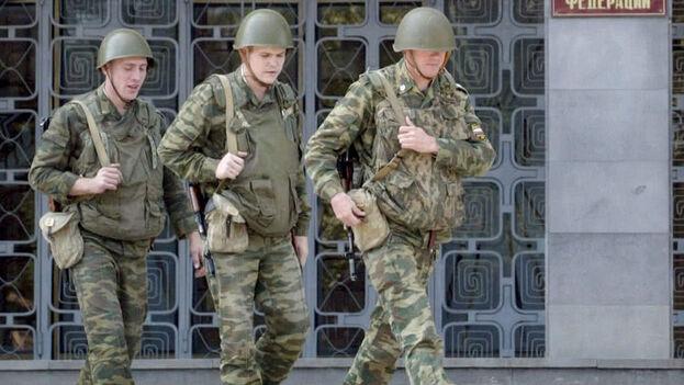 El Gobierno libio apoyado por la ONU denunció la presencia de mercenarios rusos hace varias semanas. (EFE/Archivo)