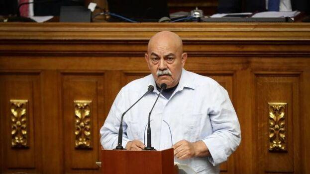 Darío Vivas, jefe de Gobierno de Caracas y vicepresidente del oficialista Partido Socialista Unido de Venezuela, fallecido este jueves por covid-19. (EFE/Archivo)