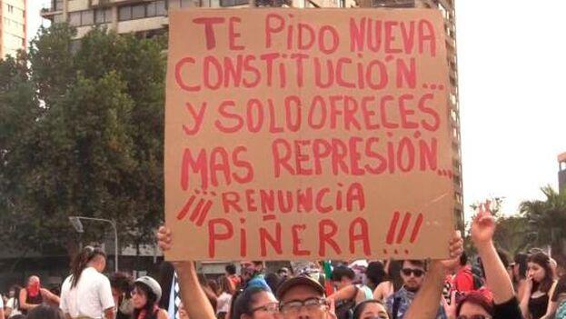 Resultado de imagen para chile nueva constitucion