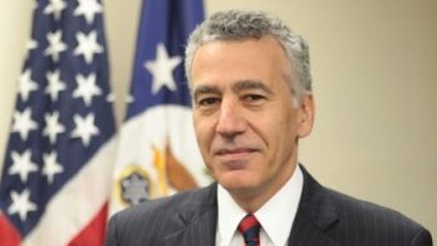 El Gobierno de Estados Unidos ha designado al diplomático Philip Goldberg, de 61 años, para dirigir su embajada en Cuba. (CC)