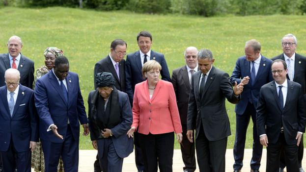 Más de 150 jefes de Estado y de Gobierno que han anunciado su presencia en París. (@COP21)