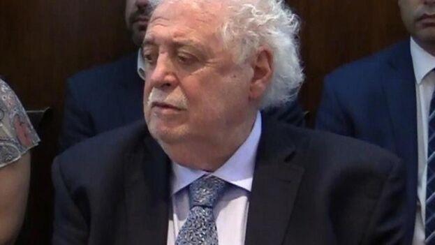 Ginés González García fue reemplazado del Ministerio de Salud de Argentina este sábado. (EFE)