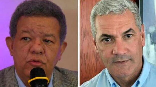 Gonzalo Castillo se impuso por un estrecho margen en las primarias, pero Leonel Fernández, que encabezaba las encuestas, rechza el resultado. (Hoy Digital)