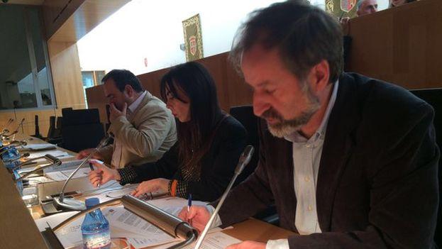 Gonzalo Sichar, portavoz en Málaga del grupo político Ciudadanos. (Twitter)