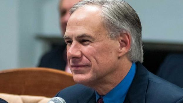 Gregg Abbott, gobernador de Texas. (acn.com)