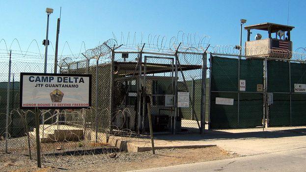Base militar estadounidense en Guantánamo. (Departamento de Defense de EE UU)