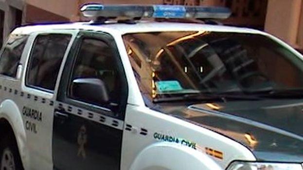 La investigación se ha llevado a cabo entre la Guardia Civil y Policía Nacional en España y agentes de Puerto del Rosario. (GC)