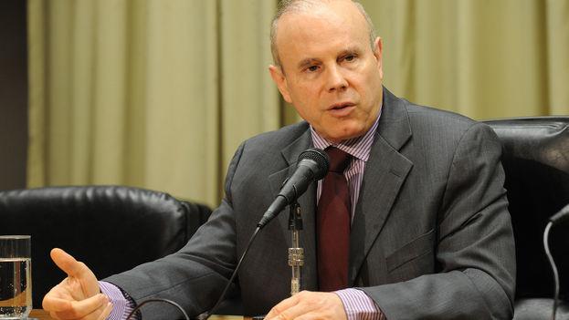 Guido Mantega, ministro de Hacienda entre 2006 y 2015. (CC)