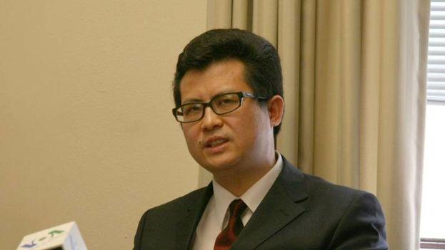 Guo Feixiong fue condenado la pasada semana a seis años de prisión por reivindicar la libertad de prensa