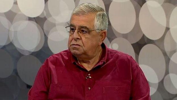 José Ramón López, heredero del aeropuerto de La Habana y de Cubana de Aviación, habló con Marí Noticias. (Captura Martí TV)