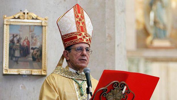 El arzobispo de La Habana, Juan de la Caridad García Rodríguez. (EFE)