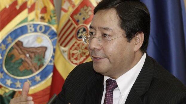 Luis Arce ha sido ministro de Hacienda y de Economía y Finanzas Públicas. (EFE)